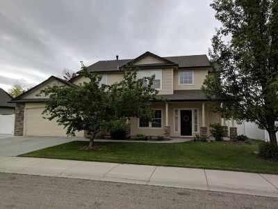 Meridian Single Family Home New: 667 W Calderwood