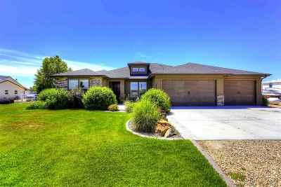 Nampa Single Family Home New: 12811 Smith Ave