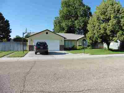 Meridian Single Family Home New: 659 W Applegate St
