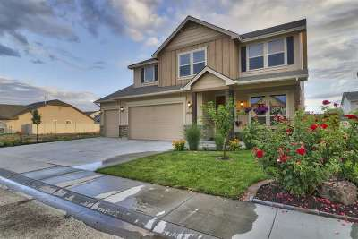 Nampa Single Family Home New: 10556 Alpine St