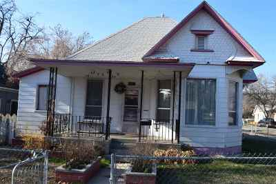 Boise Single Family Home For Sale: 1719 N 9th St.