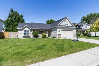 Nampa Single Family Home New: 601 N Copper River
