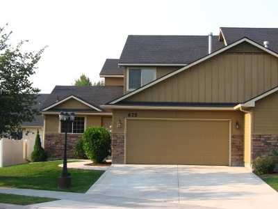 Eagle Multi Family Home For Sale: 675 N Shadowfox Pl.