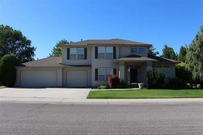 Boise Single Family Home New: 12359 W Rockbury Ct.