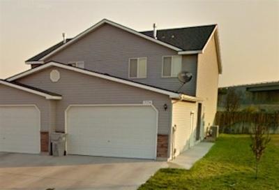 Mountain Home Condo/Townhouse New: 1724 NE Cinder Loop
