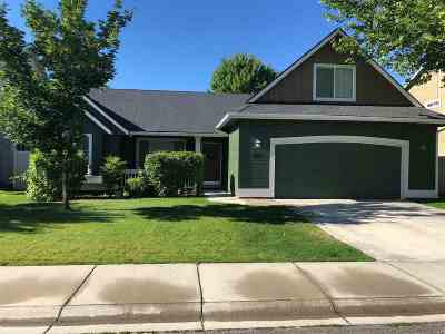 Meridian Single Family Home New: 4287 E Arch Drive