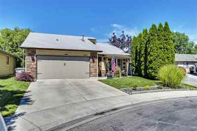Boise Single Family Home New: 2473 S Sea Pines Place