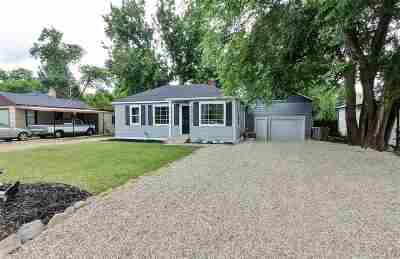 Boise, Eagle Single Family Home New: 2009 Nez Perce
