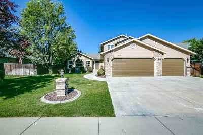 Boise Single Family Home New: 4643 Syracuse Pl