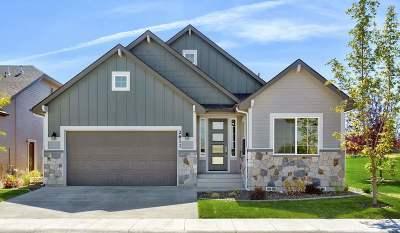 Boise Single Family Home New: 6839 E Prosperity St