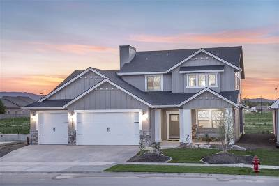Boise Single Family Home New: 6 Bonneville Pointe #2