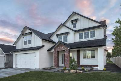 Boise Single Family Home New: 10 Bonneville Pointe #2