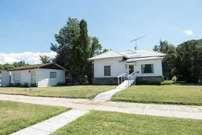 Weiser Single Family Home For Sale: 611 E Main St.