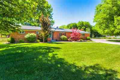 Caldwell Single Family Home For Sale: 3618 S 10th Ave.