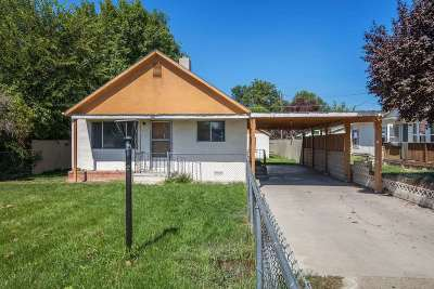 Owyhee County Single Family Home For Sale: 428 W Oregon