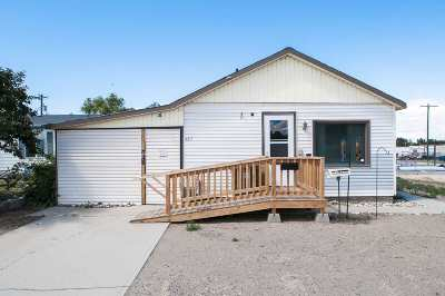 Owyhee County Single Family Home For Sale: 112 W Colorado Ave