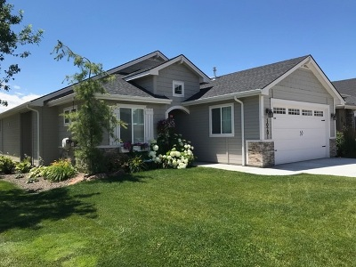Garden City Single Family Home For Sale: 10201 W Lakeland