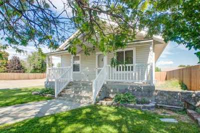 Fruitland Single Family Home For Sale: 508 S Whitley