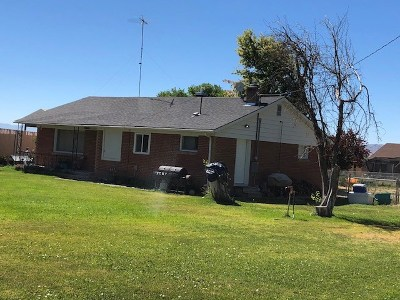 Murtaugh Single Family Home For Sale: 23707 Highway 30