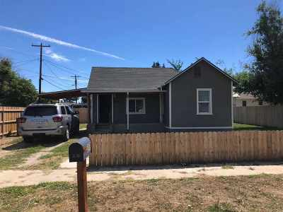 Payette Single Family Home For Sale: 218 N 10th Street