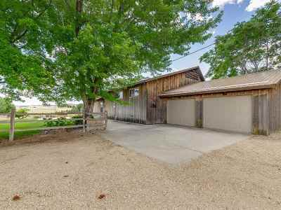 Owyhee County Single Family Home For Sale: 19204 Hwy 78