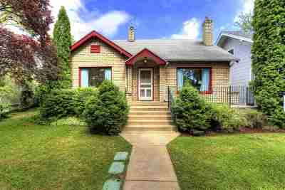 Boise Single Family Home For Sale: 1014 N 7th St