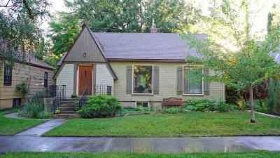 Boise Single Family Home For Sale: 2035 N Harrison