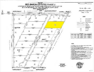 Residential Lots & Land For Sale: Bonanza Road