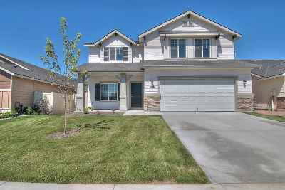 Kuna Single Family Home For Sale: 1728 W Sahara Dr