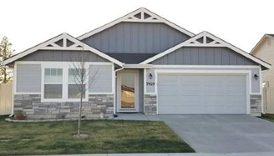 Kuna Single Family Home For Sale: 2284 N Hose Gulch Ave