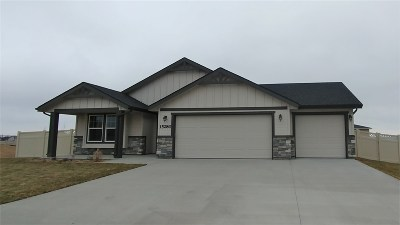 Kuna Single Family Home For Sale: 2270 N Hose Gulch Ave