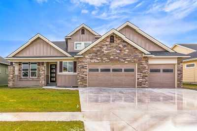 Nampa Single Family Home For Sale: 11731 W Cross Slope Way