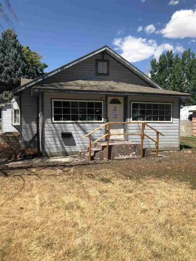 Weiser Single Family Home For Sale: 442 E Galloway