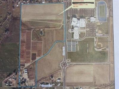 Middleton Residential Lots & Land For Sale: Emmett Rd