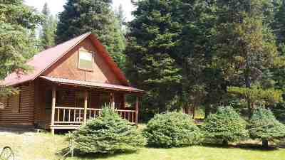 Cascade Single Family Home For Sale: 16 Warm Lake Rd
