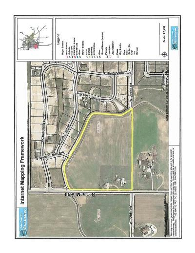 Kuna Residential Lots & Land For Sale: 2480 N Ten Mile Rd.
