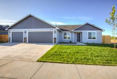 Emmett Single Family Home For Sale: 4038 Queen Anne Dr