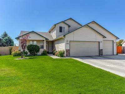 Kuna Single Family Home For Sale: 473 E Bay Owl Dr.