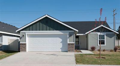 Caldwell Single Family Home For Sale: 12611 Delphia St.