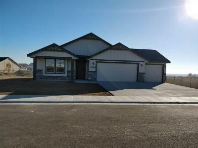 Caldwell Single Family Home For Sale: Delphia St