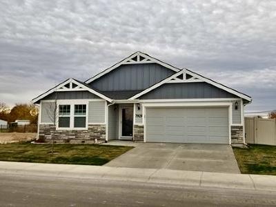 Caldwell Single Family Home For Sale: Delphia St.