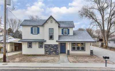 Single Family Home For Sale: 5512 W Targee St