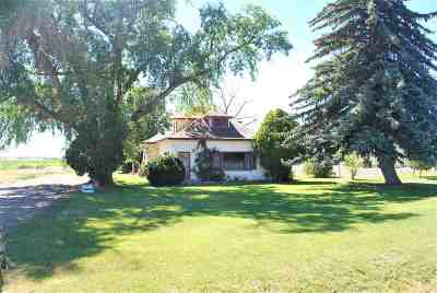 Kimberly Single Family Home For Sale: 1411 Main St. N