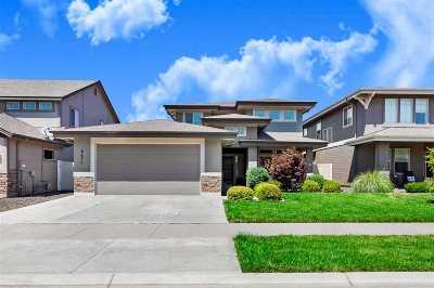 Boise Single Family Home For Sale: 6672 E Deer Ridge Street