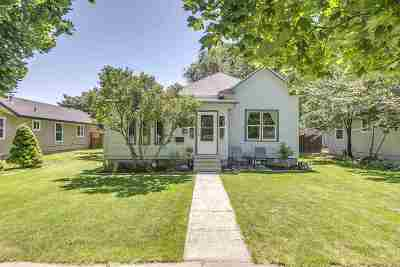 Nampa Single Family Home For Sale: 1216 S 13th Ave