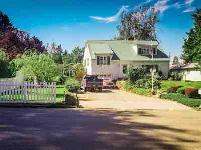 Payette Single Family Home For Sale: 1824 Center Ave