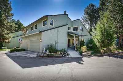 Boise Condo/Townhouse For Sale: 1724 S Joyce Ln