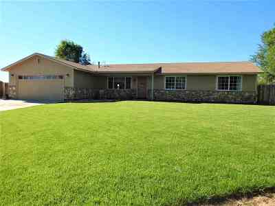 Boise Single Family Home Contingent Sale: 3477 S Summerset Way