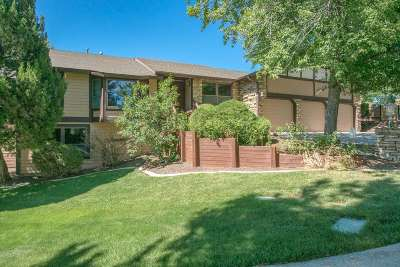 Boise Single Family Home For Sale: 1264 E Candleridge Court