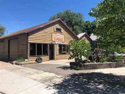 Commercial For Sale: 102 E 1st Ave